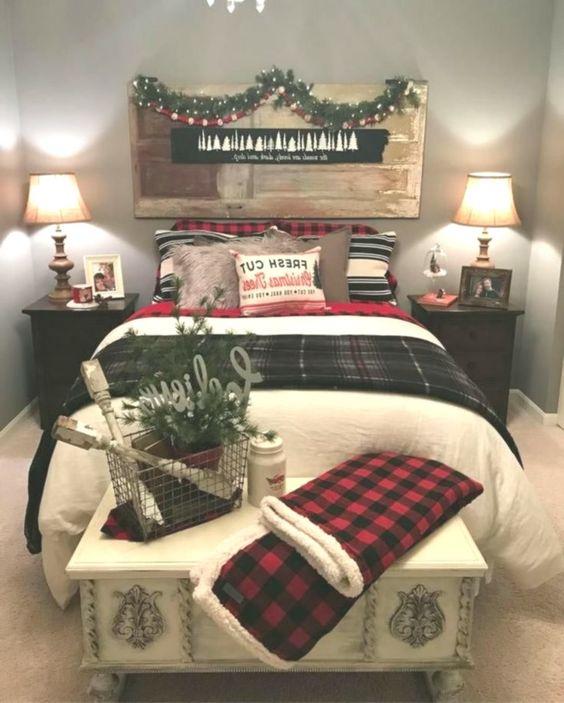 tips para decorar dormitorios invernales