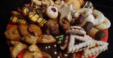 platos dulces para navidad
