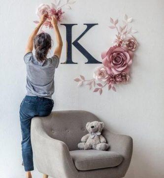 Decoración de paredes con ideas DIY