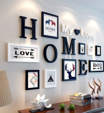 productos de decoración de hogar en Amazon