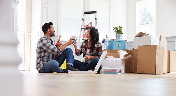 Consejos para mudanza en pareja
