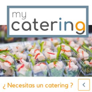 catering a domicilio