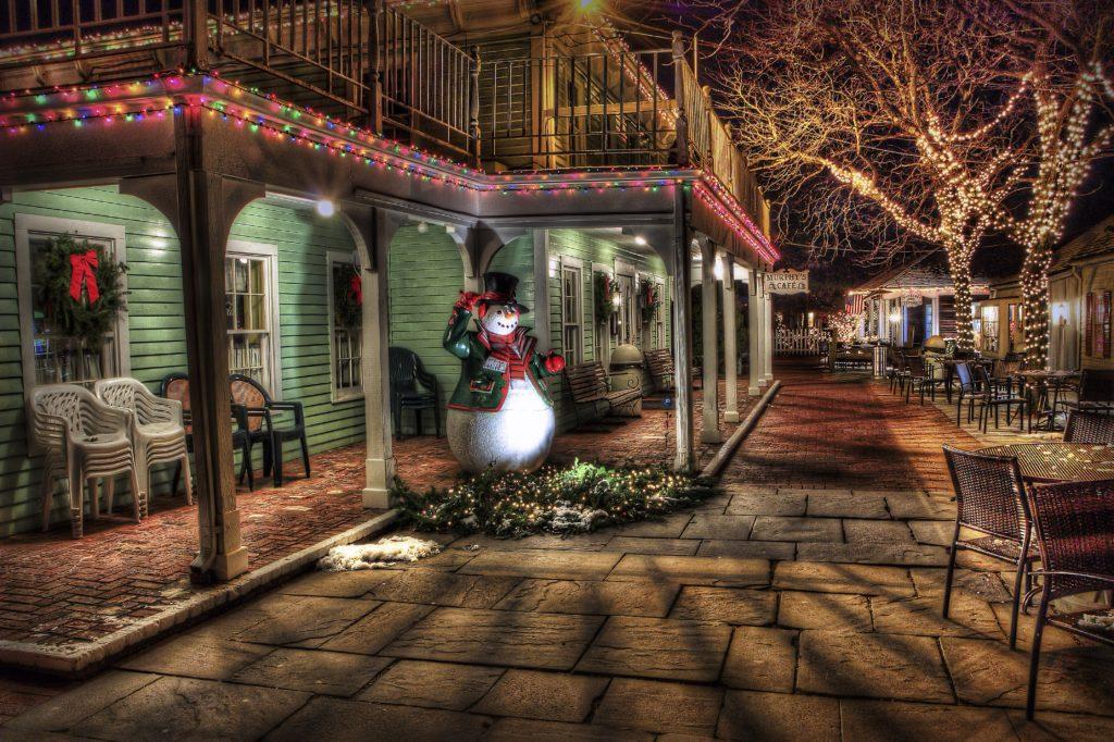 5 ideas navideñas: Decoración exterior