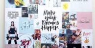 Cómo hacer un mapa de sueños y cumplirlos