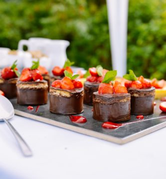 5 Ideas para decorar el catering en una fiesta